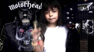 AS DE ESPADAS - Sebastian Chapu y Violeta Venus  -Cover Motorhead