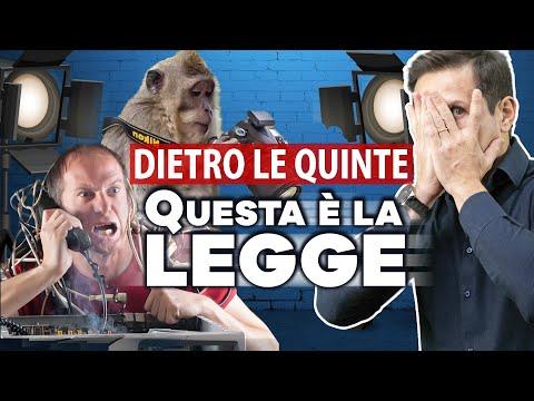 Il dietro le quinte di QUESTA È LA LEGGE | Avv. Angelo Greco