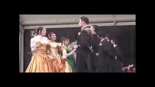 Contradanza La Vencedora :: DanzArte Colombia