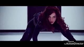Natasha Romanoff|Horns
