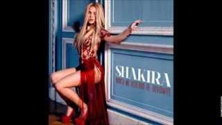 Shakira - Nunca Me Acuerdo De Olvidarte 2014 Audio mp3
