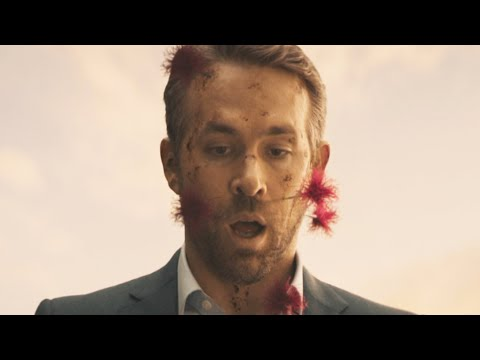 The Hitman's Wife's Bodyguard Trailer #2