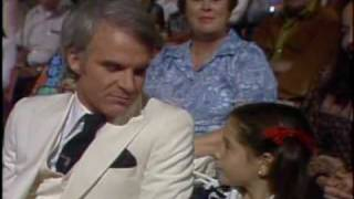 Funny Moment with Steve Martin