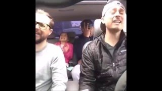 when the music gets you in trouble compilation...hahaha so funny!!!_page kennedy(HD)!!!