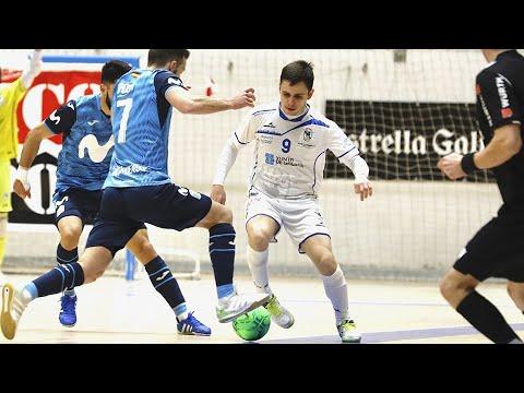 O Parrulo Ferrol - Inter FS Jornada 16 Temp 20 21