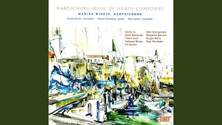 Variations for Harpsichord: Variation IV