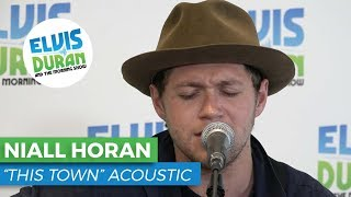 """Niall Horan - """"This Town"""" Acoustic 