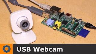 Raspberry Pi - USB Webcam