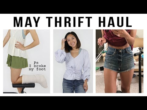 May Thrift Haul | Coolirpa