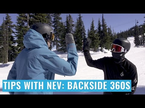 Tips With Nev: Backside 360s