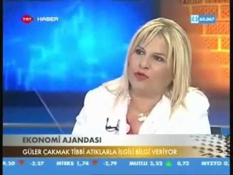 Güler Çakmak Kalite Akademisi - TRT Haber Canlı Yayın