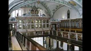 schloss gottorf in schleswig-gottorf castle-schloss gottorf museum-schleswig-Holstein