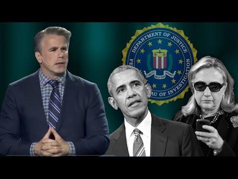 Tom Fitton: Hillary Clinton Email Scandal Was ALSO An Obama, FBI & DOJ Scandal!
