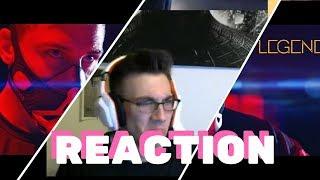 Dame - Legendenstatus [Official HD Video] - Reaction