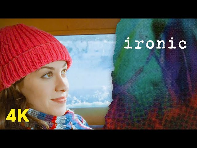 Video oficial de Ironic de Alanis Morisette