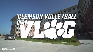 Clemson Volleyball || The Vlog (Ep 2)