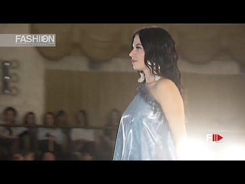 POPIMPRESSKA Spring Summer 2017 Art Hearts Fashion New York by Fashion Channel