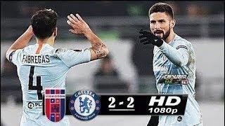 Videoton vs Chelsea 2-2 UEFA Europa League 13/12/2018 HD