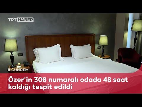 Thodex kurucusu Özer'in saklandığı odayı TRT Haber görüntüledi