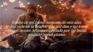 CANCIÓN DEL ESPOSO SOLDADO  [ MIGUEL HERNANDEZ ]