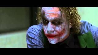 Batman The Dark Knight - The Joker's Interrogation {HD} DVD Edition
