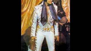 Elvis Presley -Unchained Melody  June 25 , 1977
