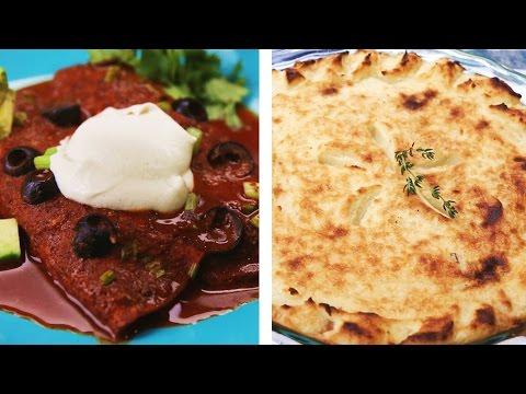 2 Delicious Vegan Dinner Recipes