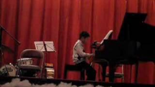 """Carmen """"Habanera"""" piano by Brian"""