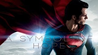 Man Of Steel Soundtrack - A Symbol Of Hope - Superman Theme | Fan Made Score