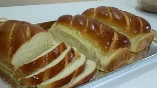 Pão caseiro simples o mas vendido