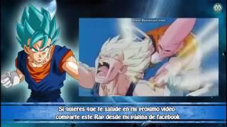 El mejor rap de Goku y Vegeta