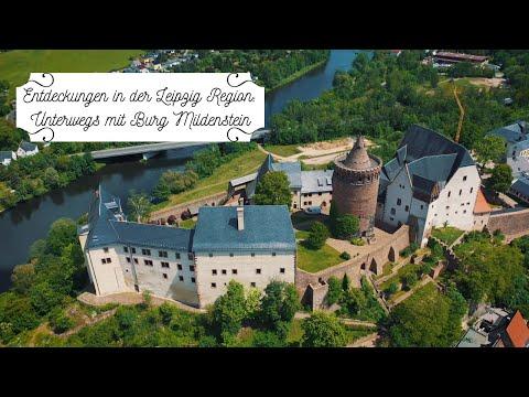 Entdeckungen in der Leipzig Region: Unterwegs auf Burg Mildenstein