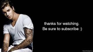 Despacito+Lyrics On Screen - Justin Bieber ft Luis Fonsi ,Daddy Yankee ( Có phụ đề Việt )
