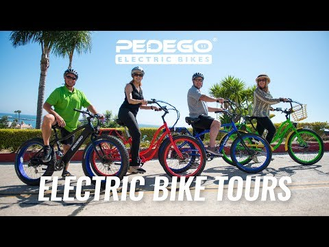 Electric Bike Tours - Corona Del Mar, Newport Beach, California | Pedego Corona Del Mar
