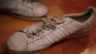 Adidas Superstar Luxury Leather