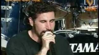 System of a Down @ Big Day Out 2002 - Goodbye Blue Sky