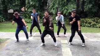 Christmas remix dance