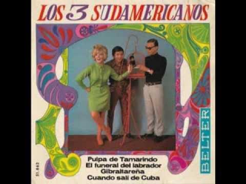 Pulpa De Tamarindo de Los Tres Sudamericanos Letra y Video