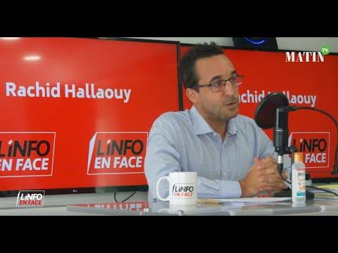Video : Tarik El Malki invité de L'Info en Face spécial Elections