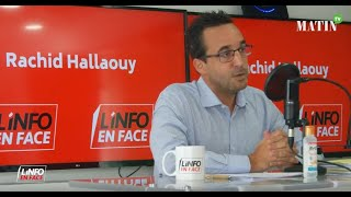 Tarik El Malki invité de L'Info en Face spécial Elections