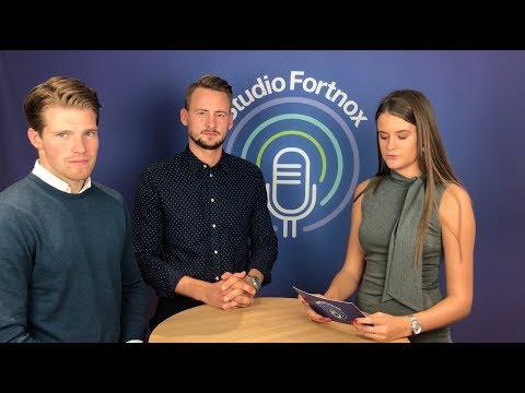 Studio Fortnox Avsnitt 7 Andreas Egeland och Victor Svangård