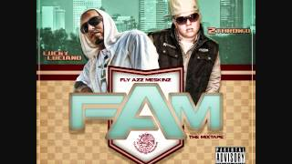 Lucky Luciano & 2 Throw'd - FAM Intro (Fly Azz Meskinz / F.A.M. ) (Track 1)