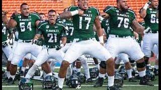 2016 Hawaii Warrior Football Hype Video