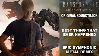 Best Thing That Ever Happened - Guitar Cover (Steve Jablonsky Acoustic Remix)