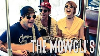 "The Mowgli's ""Freakin' Me Out"" - A Red Trolley Show (live performance)"