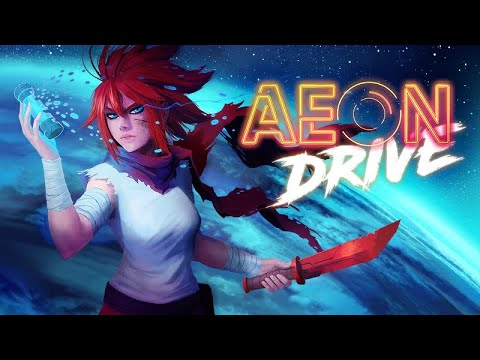 WTFF::: Aeon Drive Looks Super Fast in New Trailer