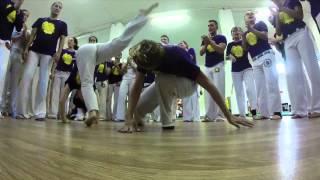 Grupo de Capoeira Carcarà Roma - 2° Quem vem la sou eu
