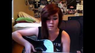 The sadness will never end -Bring Me The Horizon acoustic cover