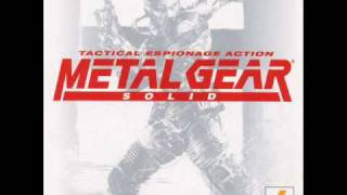 MGS - #08 Warhead Storage