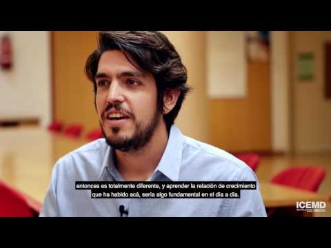 Protagonistas PADE: César Patricio González